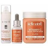 Tratamiento Kit 3 Vitamina C Antioxidante Antiage Idraet