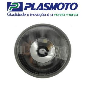 Bloco Ótico Plasmoto Ybr 00/ 04 Mod Original