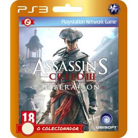 Assassins Creed Liberation Hd (cód Id Ps3)