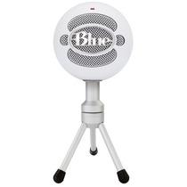 Blue Microphones Snowball Ice Micrófono Pc Alámbrico Vegeta