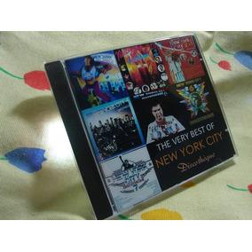 New York City Discotheque Cd 20 Melhores Faixas Disco Music