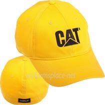 Gorra Caterpillar Hats Stretch Cerrada Envio Gratis