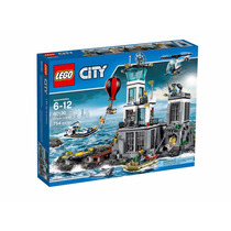 Lego City 60130 Policia Ilha Da Prisao, Novo, Pronta Entrega