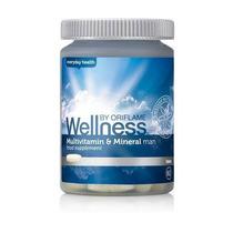 Vitaminas Y Minerales Para Hombre (oriflame)