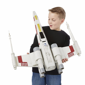 Star Wars Nave X Wing Fighter Gigante 73 Cm Largo