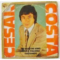 Cesar Costa 1 Disco Lp Vinil