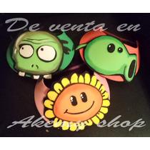 Plantas Vs Zombies Visera, Gorritos Articulos De Fiesta