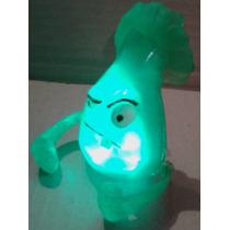 Figura Zombie Vs Plantas Luz Plastico 10 Cm Planta Bonk Choy