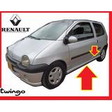 Extenciones Estribos Laterales Ampliaciones Renault Twingo