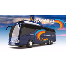 Ônibus Roma Bus Executive - Roma Brinquedos