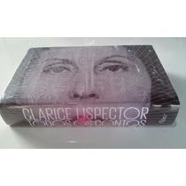 Livro - Clarice Lispector: Todos Os Contos