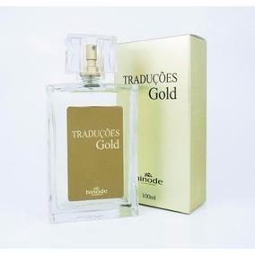Perfume Hinode Traduções Gold Nº 18 - Masculino 100ml