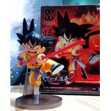 Son Goku Niño Con Baculo Dragon Ball Nuevo En Caja