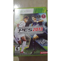 Pes 2013 Original Xbox 360 Por Apenas