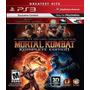 Mortal Kombat Komplete Edition Ps3 Fisico Nfg Belgrano