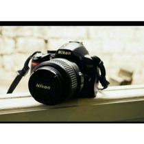 Câmera Dslr Nikon D3000