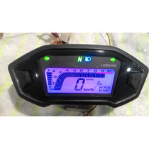 Painel Digital Cb500 Mt03 Xt660 Twister Tds Motos $399,00