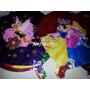 Globos Metalizados Figuras Redondos Minnie Cars Barbie Kitty