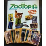 Zootopia Album Completo A Pegar