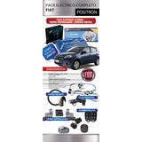 Pack Electrico Fiat Uno Alarma Cierre Alza Instalado