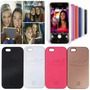 Funda Case Lumee Para Selfies Moda Iphone Samsung Luz Led Tv