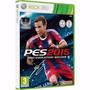 Pes 2015 (futebol) - Jogo Para O Xbox 360 Original - Lacrado