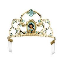 Jasmine Disfraz De Lujo Princesa De Disney Aladdin Tiara, U