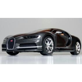 Bugatti Chiron Maisto Coleccionable Escala 1:24