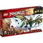 Lego Ninjago Dragon Nrg Verde (70593) - Nuevo