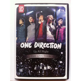 Cd De Concierto Up All Night De One Direction Original