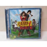 Cd Camp Rock Jonas Brothers Demi Lovato Disney 2008