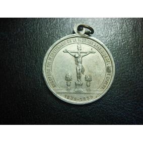 Mexico Medalla De Recuerdo De Aparicion Del Señor De Chalma
