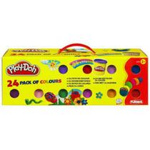 Plastilina Play-doh 24 Masitas