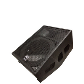 Monitor De Piso Mr Audio Para 1 Bocina De 12 Y Agudo M112