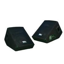 Sísmica Audio - Par De Monitores De Piso 10 \ - Estilo Cuña