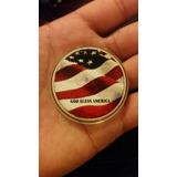 Antigua Moneda De Plata Usa Un Dollar En Memoria Del Ii 9