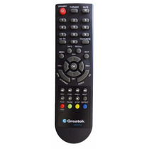 Controle Original Do Conversor Digital Greatek G2000