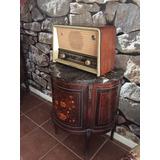 Radio Antigua Philips De Los Años 50 Funcionando