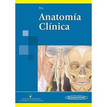 Libro: Anatomía Clínica - Eduardo Pro - Pdf