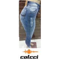 Calça Jeans Colcci - Feminina Original + Frete