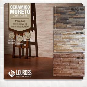 Ceramico Revestimiento Pared Lourdes Mureto 25x35. La Plata
