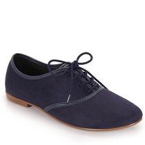 Sapato Oxford Feminino Beira Rio - Marinho