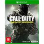 Call Of Duty Xbox One Infinite Warfare Lacrado - Pré Venda