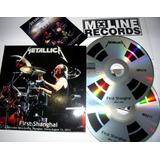 Metallica Shanghai 2013