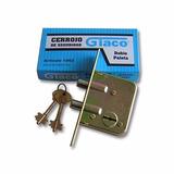 Cerrojo Giaco 1003 Compatible Trabex 625 Prive 210 Vandos808