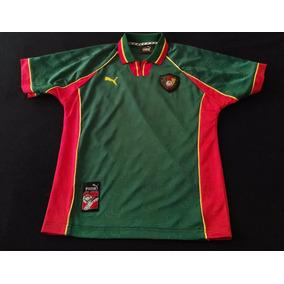 Selección Nacional De Camerún Puma De Época