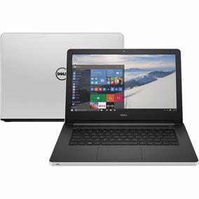 Notebook Dell I14-5458-b10 Intel® Core I3- 4005u 4gb 1tb
