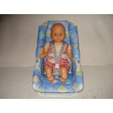 Cinto De Segurança P Cadeirinha / Bebê Conforto Supermercado