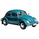 Auto Tamiya Volkswagen 1966 Vw Beetle 1/24 Armar Y Pintar