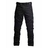 Pantalón Moto / Motociclista De Protección Sequoia Talla S